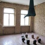 Hab ich was verpasst?, 2011, hier: Ausstellungsraum Demmeringstraße, Leipzig