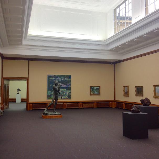 allein im kunstmuseum winterthur