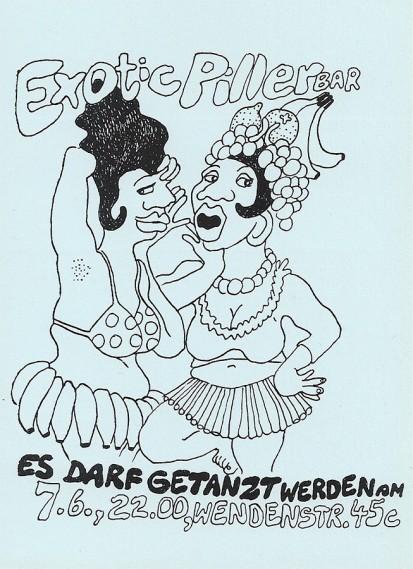 Exotic Piller, 7.6.95