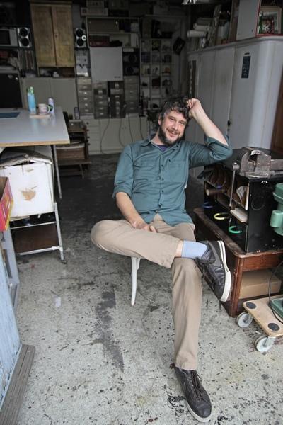 atelier sebastian zarius, lichtenberg 2014