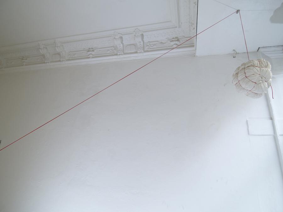Mann von Welt, Detail, 2004, Hamburg