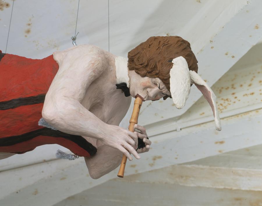 Alle Guten Geister loben ihre Meister, 2001 (Detail)