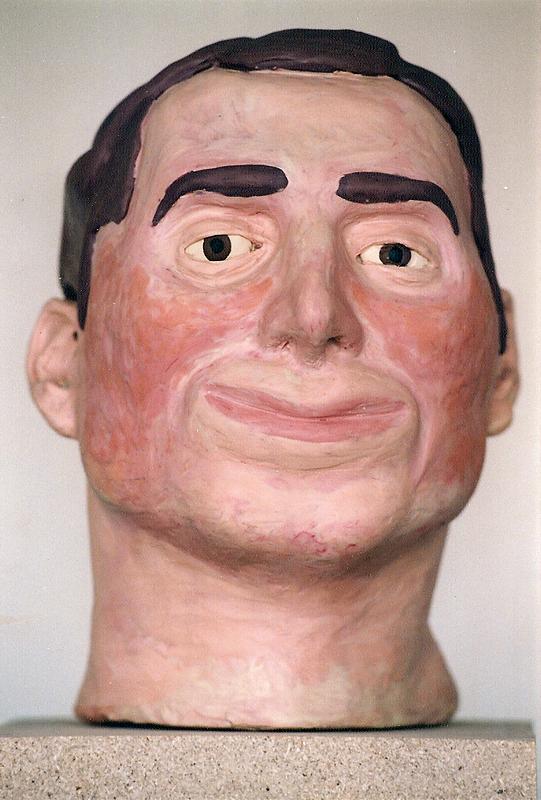 O.T (Köpfe), 1996