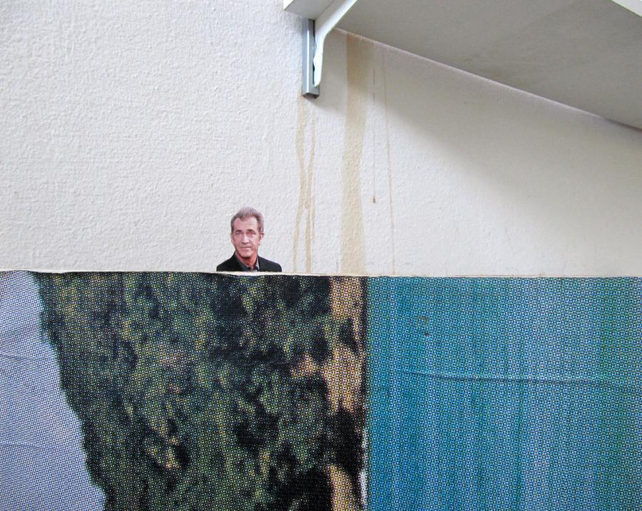 Privatmensch durch und durch, 2009, C-Print