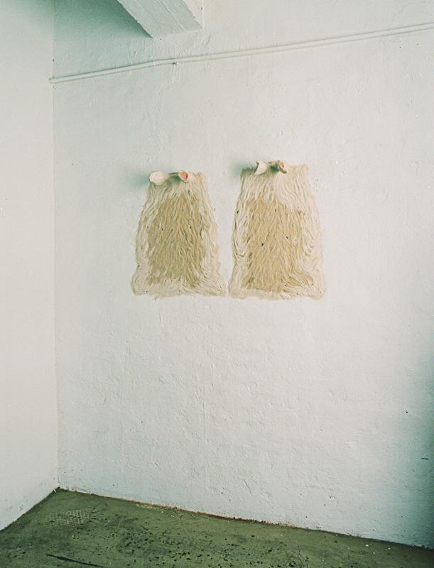 Kaninchen an der Wand, 1997
