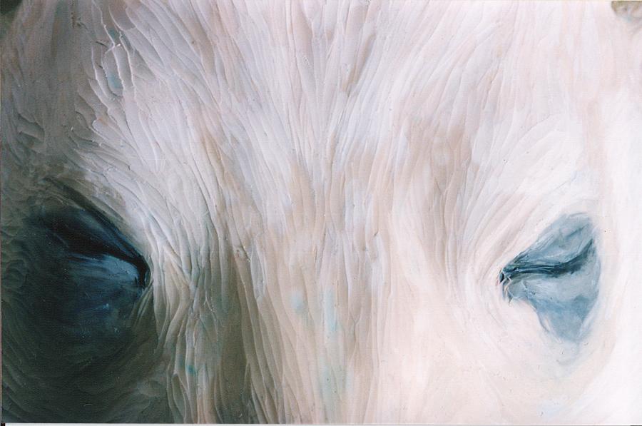 Eisbär (Detail), 1997