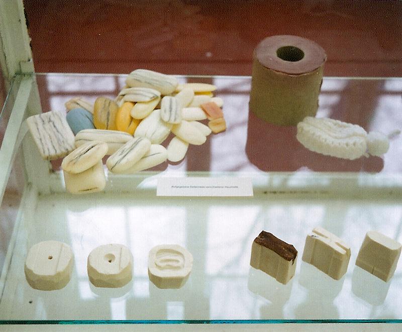 Seifemuseum (Detail), 1994